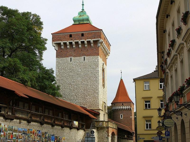 Kraków - Floriańska