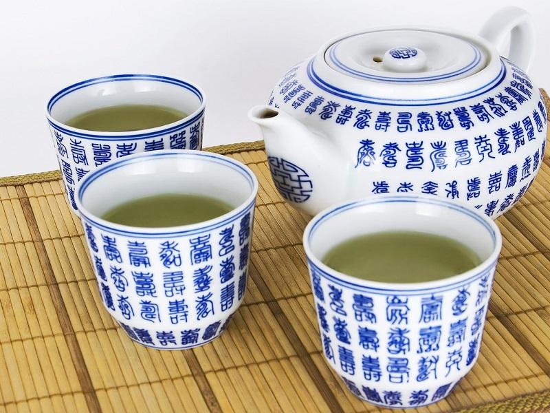 Zielona herbata – eliksir młodości