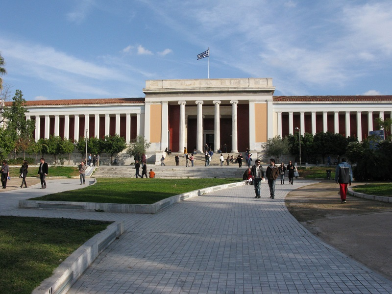 Ateńskie atrakcje: Narodowe Muzeum Archeologiczne