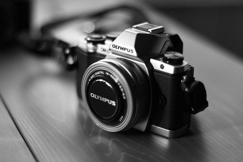 Sprzęt fotograficzny – Aparaty i ich typy