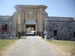 Forteca de San Carlos de la Cabana