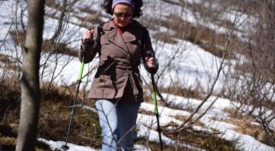Nordic Walking - marsz z kijkami