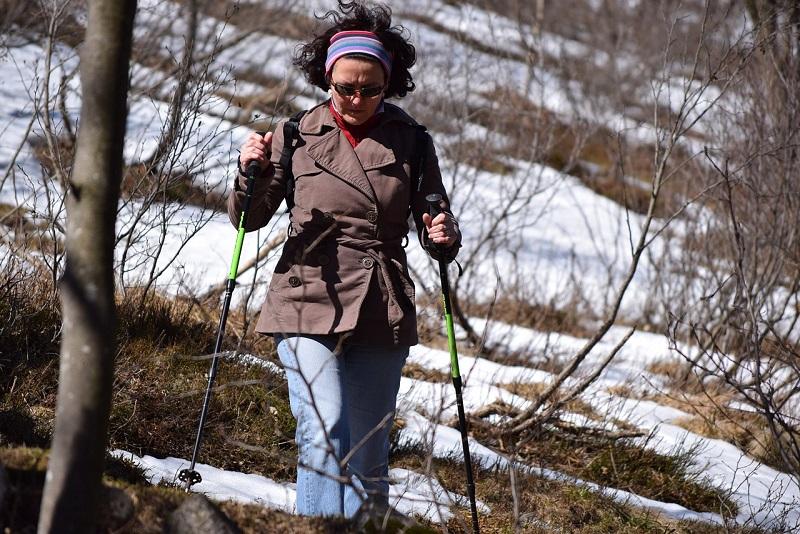 Nordic Walking – marsz z kijkami