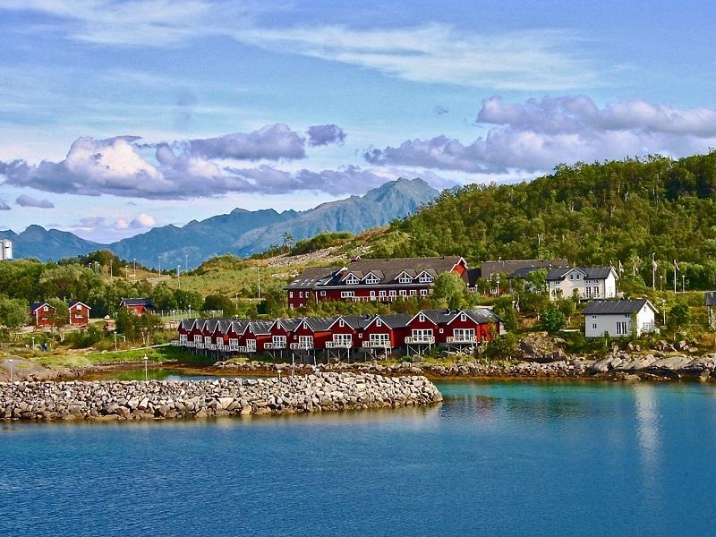 Norwegia – perła Skandynawii