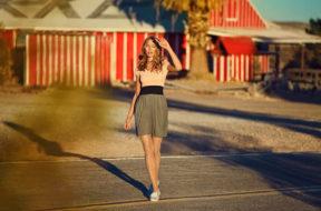 Gatta w gorącym Los Angeles – najnowsza sesja wizerunkowa marki