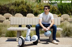 Segway przedstawia nowe samobalansujące pojazdy elektryczne