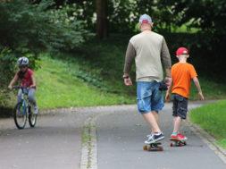 Sport, który łączy pokolenia