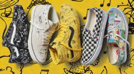 Vans oraz Fistaszki znów podejmują współpracę przy wspólnej kolekcji obuwia i odzieży