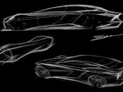 Wyrafinowany design Lexusa LS