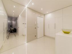 Mała garderoba w mieszkaniu